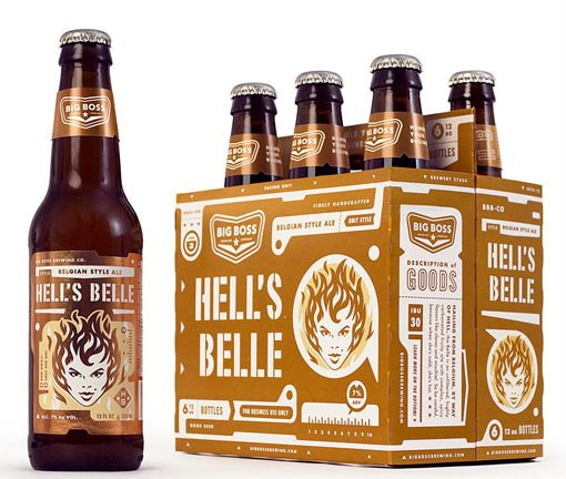 Review: Big Boss Hell's Belle
