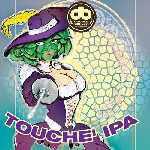 Review: Double Barley Touché IPA