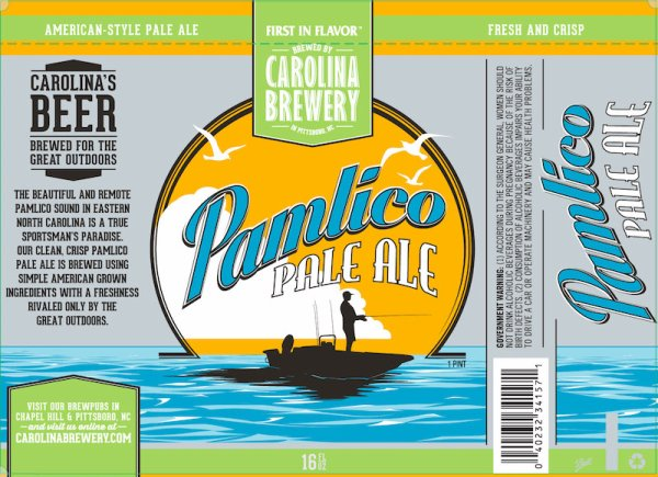Review: Carolina Pamlico Pale Ale