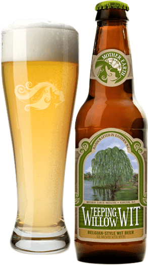 Review: Mother Earth Weeping Willow Wit