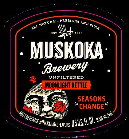 Review: Muskoka Seasons Change Raspberry/Lavender Saison