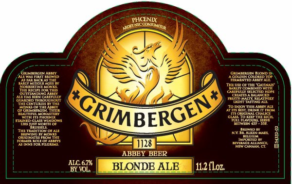 Review: Grimbergen Blonde