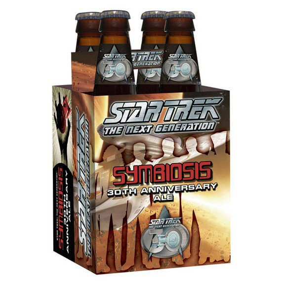 Review: Shmaltz Star Trek The Next Generation 30th Anniversary Ale Symbiosis