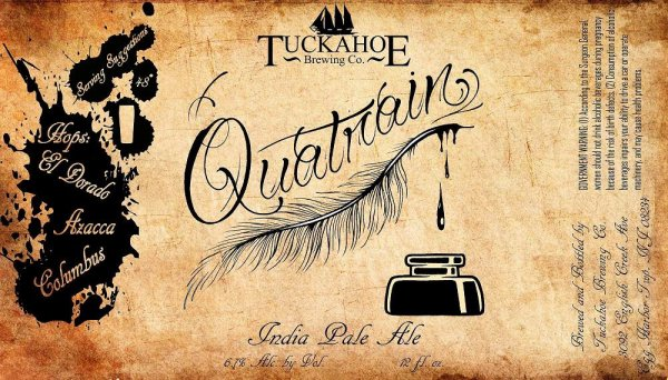 Review: Tuckahoe Quatrain