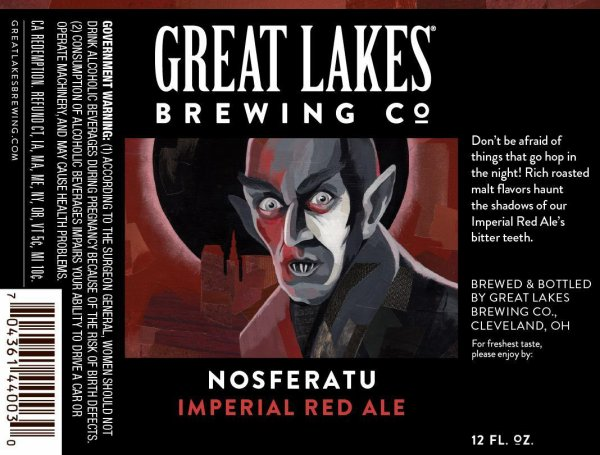 Review: Great Lakes Nosferatu