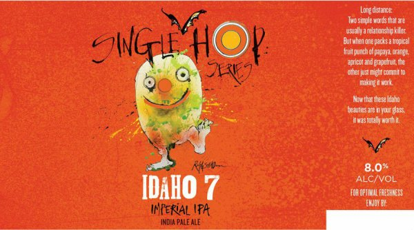 Review: Flying Dog Single Hop Series Idaho 7