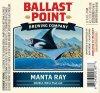 Review: Ballast Point Manta Ray
