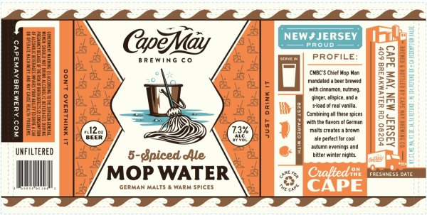 Review: Cape May Mop Water