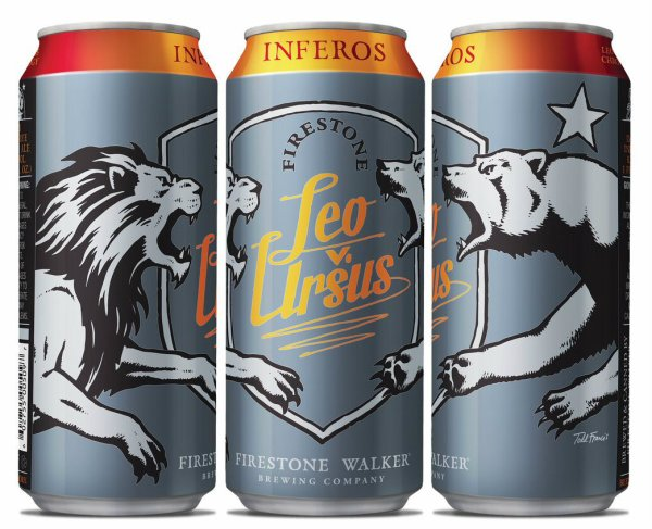 Review: Firestone Walker Leo v. Ursus #3 Inferos