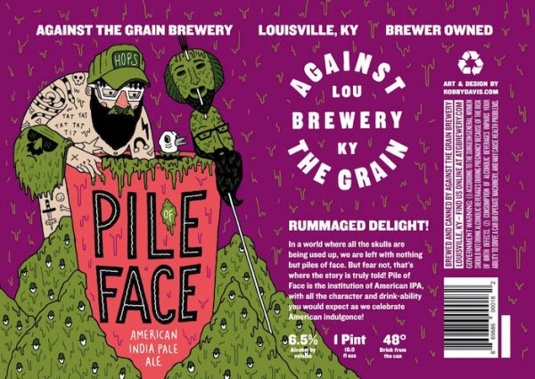 Review: Against the Grain Pile of Face