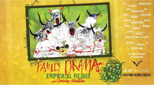 Review: Flying Dog Family Drama