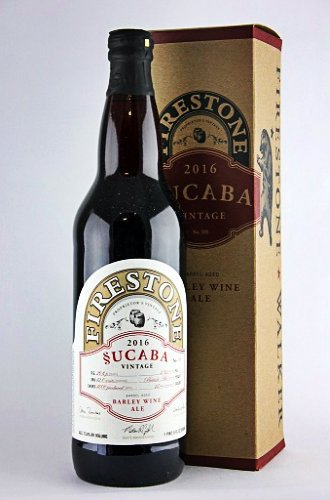 Review:  Firestone Walker Sucaba 2016