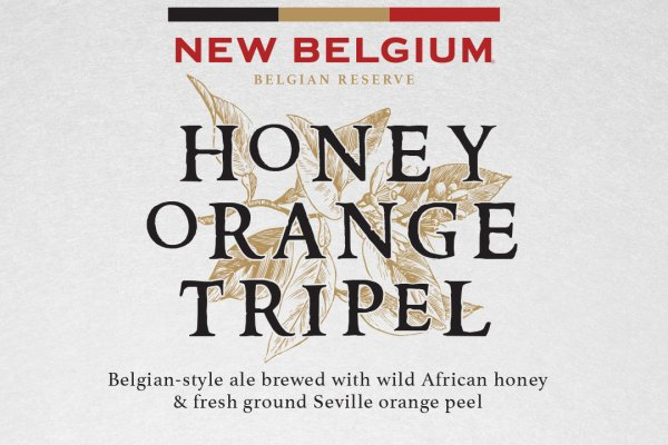 Review:  New Belgium Honey Orange Tripel