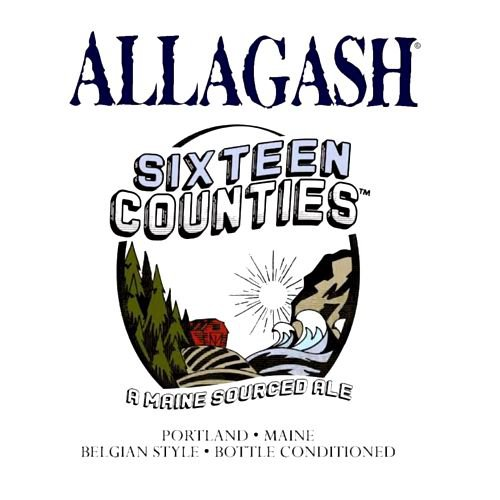 Review: Allagash Sixteen Counties Ale