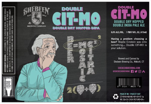 Review: Shebeen Double Cit-Mo