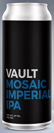 Review: Vault Mosaic Imperial IPA