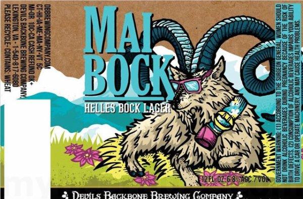 Review: Devils Backbone Maibock