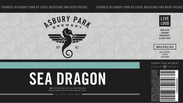 Review: Asbury Park Sea Dragon