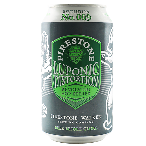 Review: Firestone Walker Luponic Distortion Revolution No. 009
