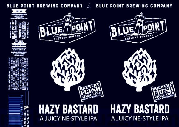 Review: Blue Point Hazy Bastard
