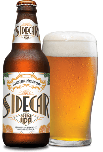 Review: Sierra Nevada Sidecar Orange IPA