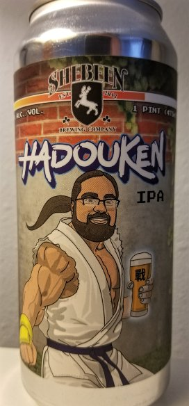 Review: Shebeen Hadouken IPA