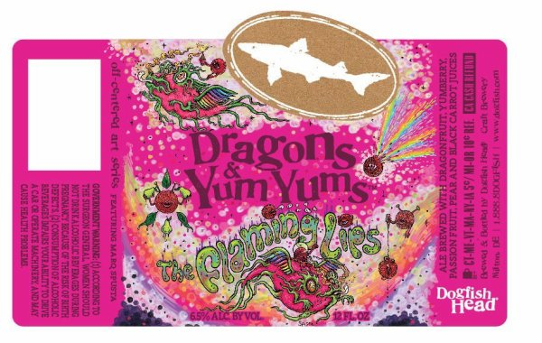 Review: Dogfish Head Dragons And YumYums