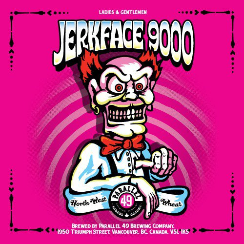 Review: Parallel 49 Jerkface 9000