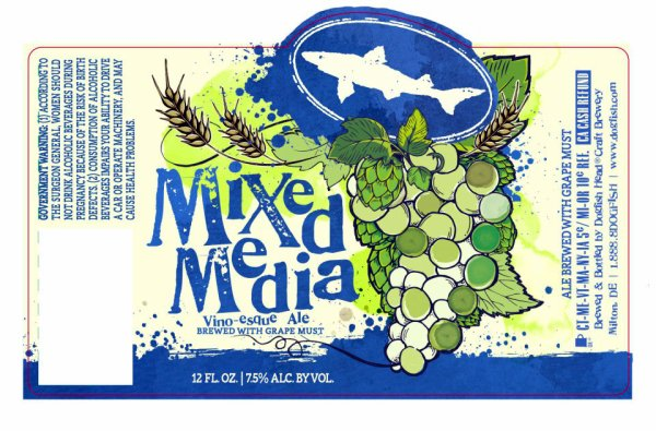 Review: Dogfish Head Mixed Media