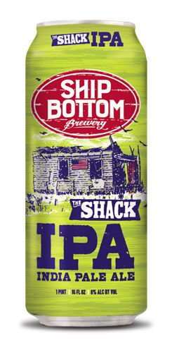 Review: Ship Bottom The Shack IPA
