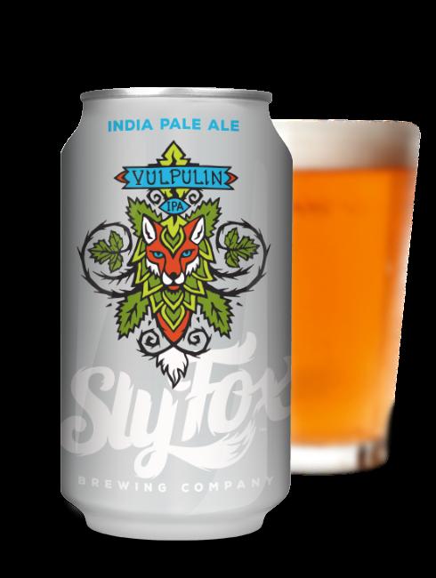 Review: Sly Fox Vulpulin IPA