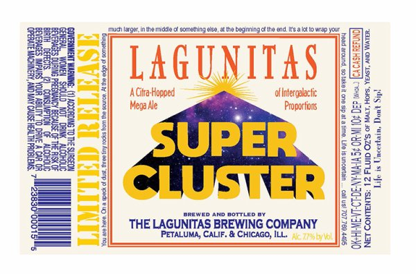 Review: Lagunitas Super Cluster