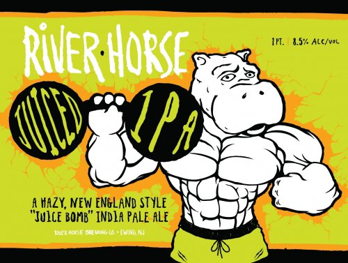 Review: River Horse Juiced IPA