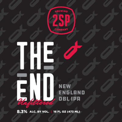 Review :  2SP The End N.E. IPA