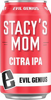 Review: Evil Genius Stacy's Mom Citra IPA