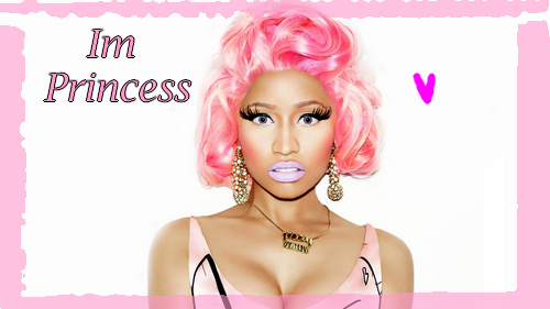 Pack Nicki Minaj.