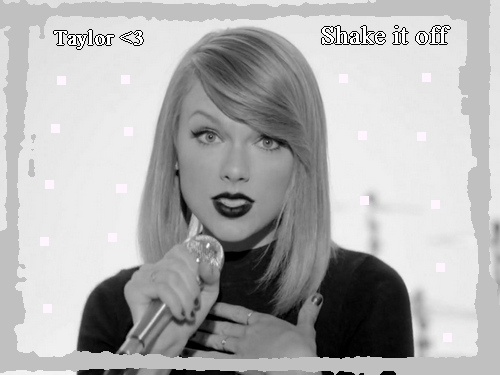Pack Taylor Swift.