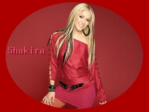 Pack Shakira.