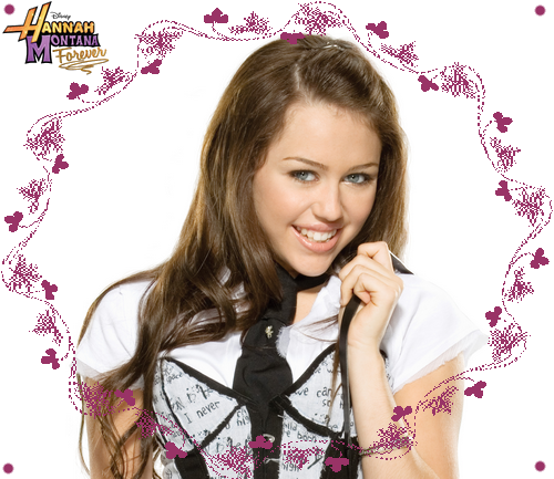 Pack Miley Cyrus.