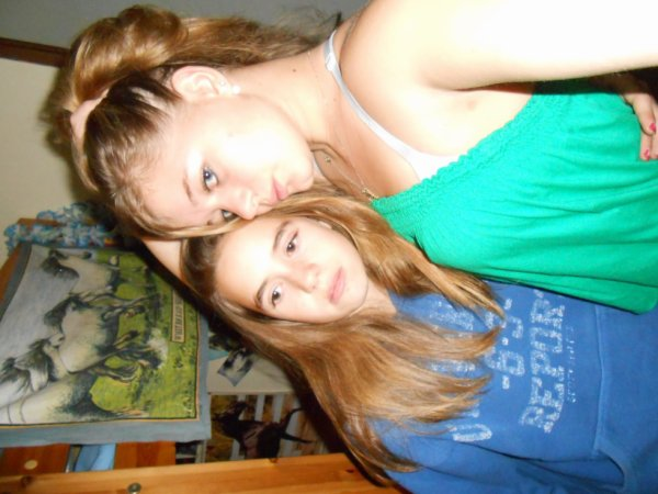 Ma soeur, ma vie ... Je t'aime