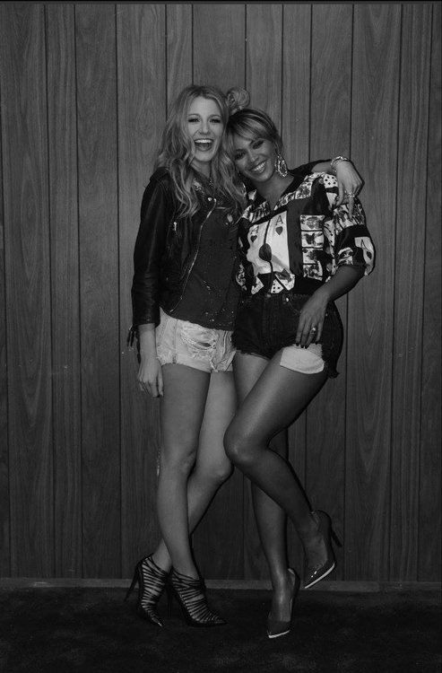 My Gossip Girl Queen !! <3 Blake lively *O*