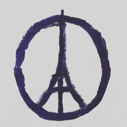 Tired of hearing those atrocities.... I fear it ends in global bloodshed #Prayforparis