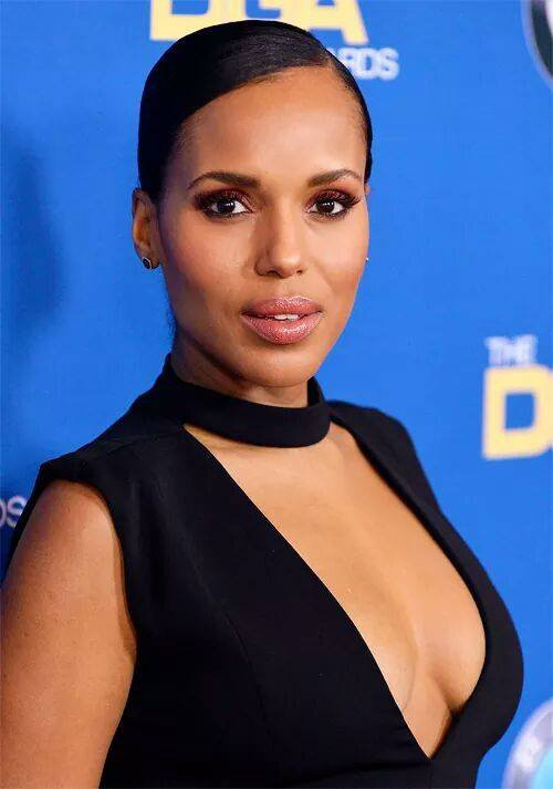 She is so Beautiful ❤❤❤❤!!!!! #MamaLiv #KerryWashington