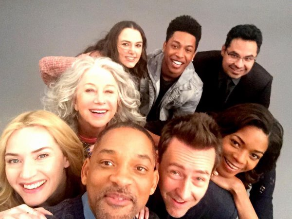 Collateral Beauty Cast :3  ❤❤❤❤❤❤