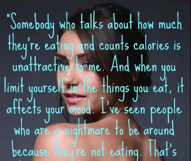 ❤ #BeHealthy #StarvingIsUnattractive