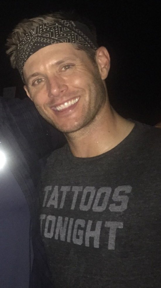 My Bro ❤ #Dean #Jensen #SPN