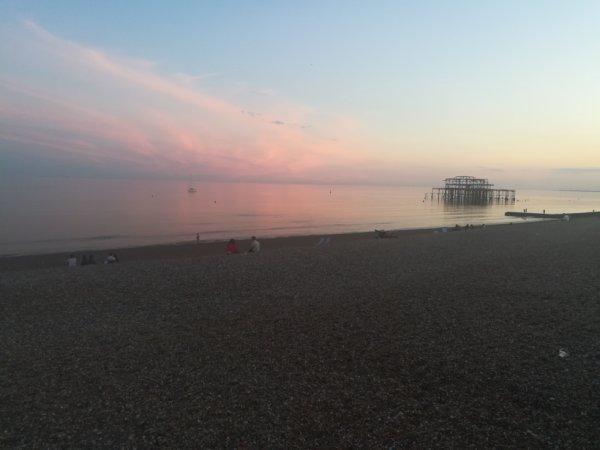9 months already... Nostalgic ❤ #Brighton #Erasmuslife #UniqueExperience