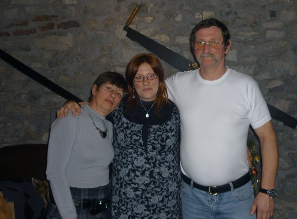 Papy, Mamy et maman...