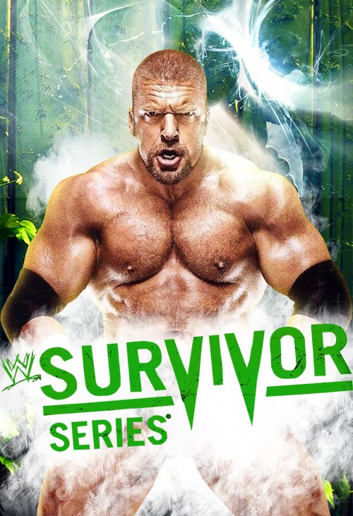 Poster WWE Survivor Series 2013 (V1)
