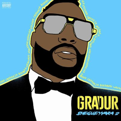 Illégal de Gradur Feat. Black M sur Skyrock